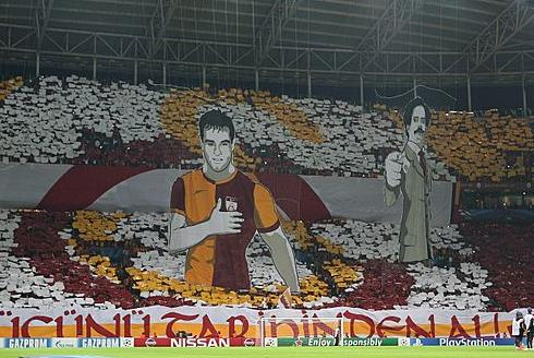 Hammer-Sperre: Galatasaray Istanbul für einJahr gesperrt