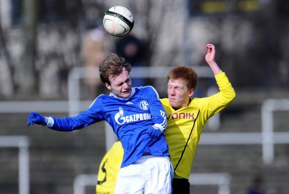Schalke 04, Borussia Dortmund, Tim Bodenröder, Saison 2013/14, Hendrik Brauer, Schalke 04, Borussia Dortmund, Tim Bodenröder, Saison 2013/14, Hendrik Brauer