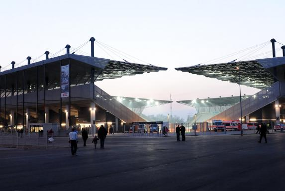 Rot-Weiss Essen, Hafenstraße, Stadion Essen, Rot-Weiss Essen, Hafenstraße, Stadion Essen