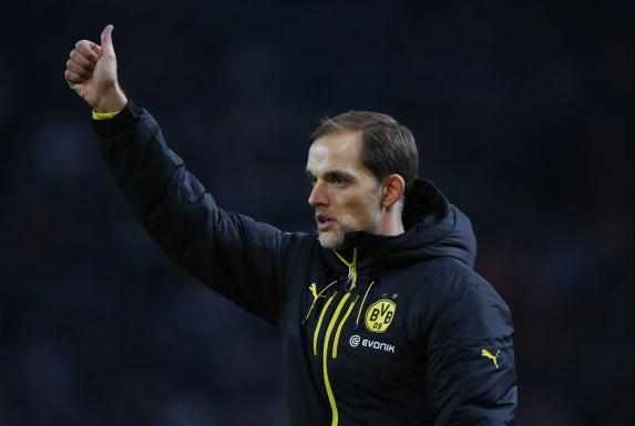 Trainer, BVB, Borussia Dortmund, Thomas Tuchel, Saison 2015/16, Trainer, BVB, Borussia Dortmund, Thomas Tuchel, Saison 2015/16