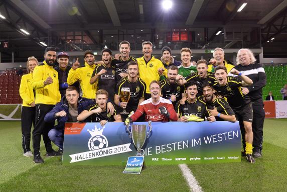 VfB Homberg, Sieger, Hallenkönig 2015, VfB Homberg, Sieger, Hallenkönig 2015