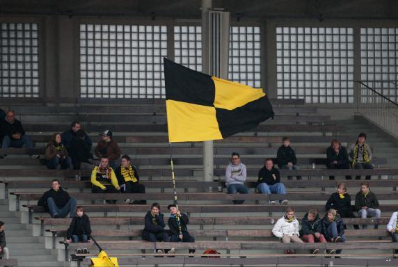 BVB-Fans, Borussia Dortmund II, Stadion Rote Erde, BVB-Fans, Borussia Dortmund II, Stadion Rote Erde