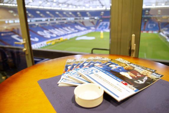 Schalke, Arena, Symbolbild, Loge, VIP, Schalke, Arena, Symbolbild, Loge, VIP