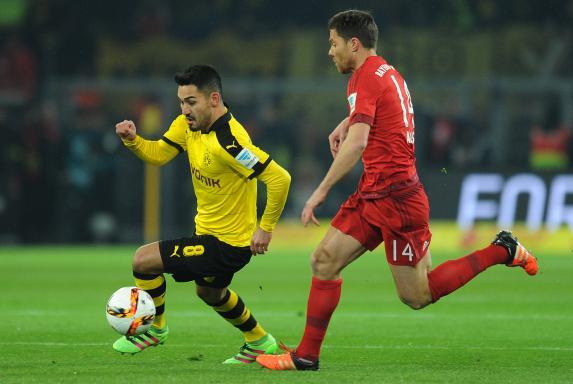Borussia Dortmund, Ilkay Gündogan, Saison 2015/16, Borussia Dortmund, Ilkay Gündogan, Saison 2015/16