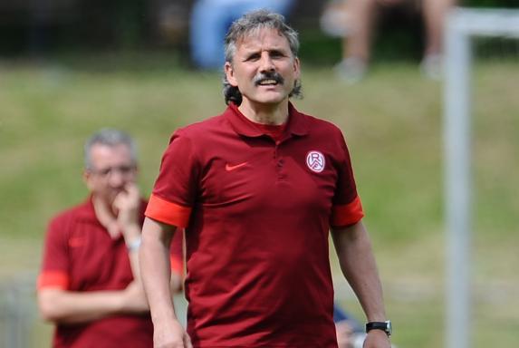 Trainer, Dirk Helmig, RWE II, Oberliga Niederrhein, Saison 2013/14, Trainer, Dirk Helmig, RWE II, Oberliga Niederrhein, Saison 2013/14