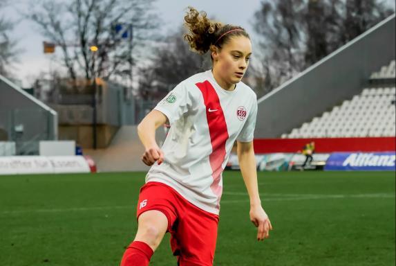 Jacqueline Klasen, SGS Essen, Saison 2015/16, Jacqueline Klasen, SGS Essen, Saison 2015/16