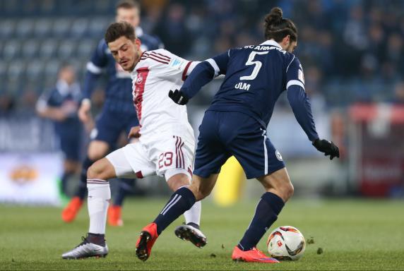 Arminia Bielefeld 1. FC Nürnberg