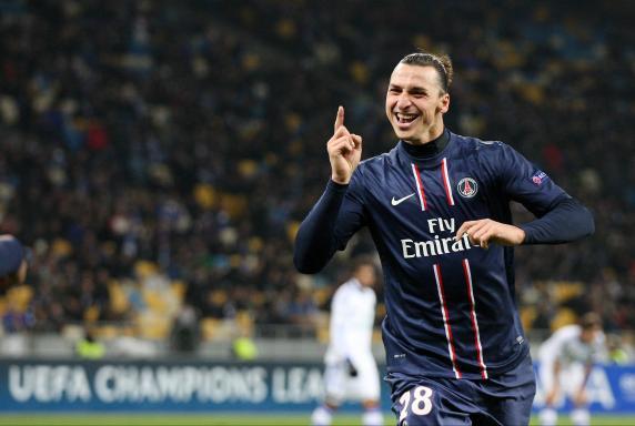 Zlatan Ibrahimovic, Paris St. Germain, PSG, Saison 2012/2013, Zlatan Ibrahimovic, Paris St. Germain, PSG, Saison 2012/2013