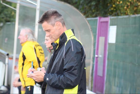 Trainer, VfB Homberg, Stefan Janßen, Saison 2015/16, Trainer, VfB Homberg, Stefan Janßen, Saison 2015/16