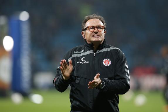 Ewald Lienen, FC St. Pauli, Ewald Lienen, FC St. Pauli