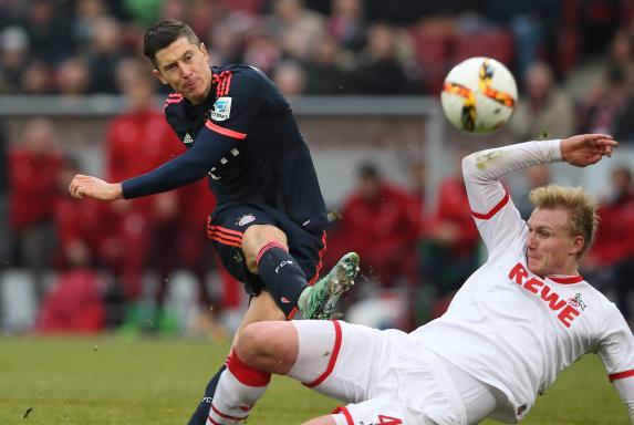 FC Bayern: Lewandowski ist erneut der Matchwinner