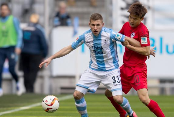 2. Bundesliga: Bielefeld hält 1860 auf Distanz