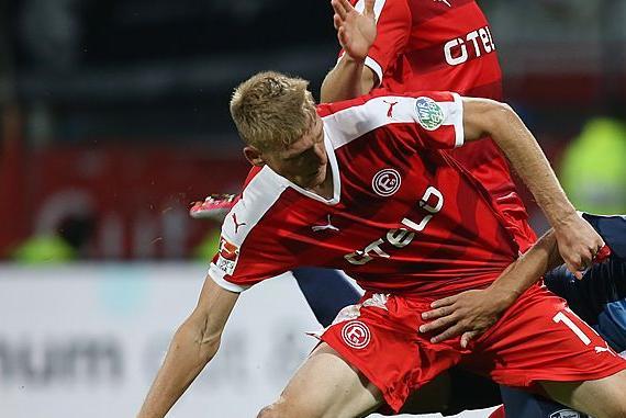 Fortuna Düsseldorf: Publikumsliebling hat verlängert