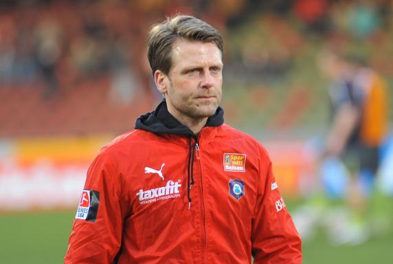 Trainer, FC Erzgebirge Aue, 2.Bundesliga, Saison 2010/11, Rico Schmitt, Trainer, FC Erzgebirge Aue, 2.Bundesliga, Saison 2010/11, Rico Schmitt