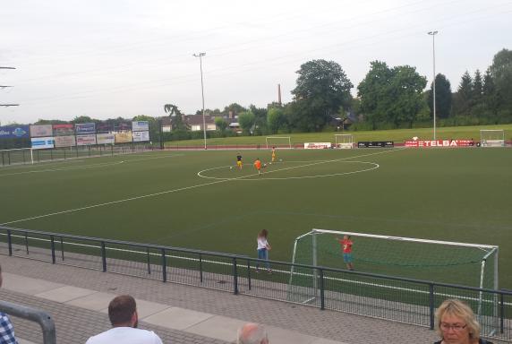 VfB Speldorf, Saison 2015 / 2016, VfB Speldorf, Saison 2015 / 2016
