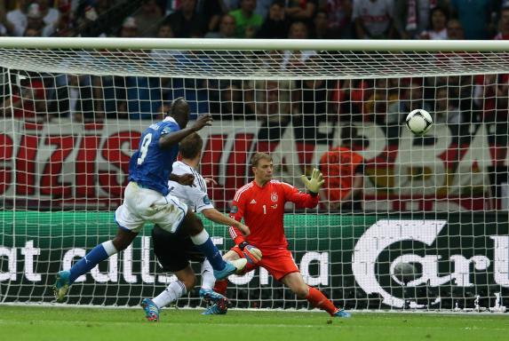 deutschland, Italien, Mario Balotelli, EM 2012, deutschland, Italien, Mario Balotelli, EM 2012
