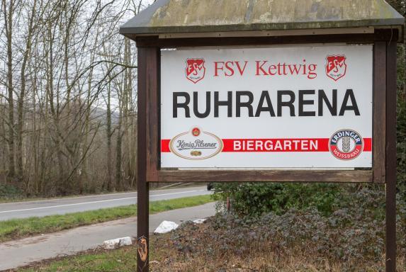 FSV Kettwig, Sportplatz, FSV Kettwig, Sportplatz