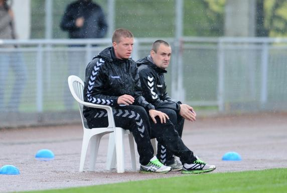 Trainer, Mike Tullberg, RWO U19, Saison 2013/14, Thomas Hüfner, Trainer, Mike Tullberg, RWO U19, Saison 2013/14, Thomas Hüfner