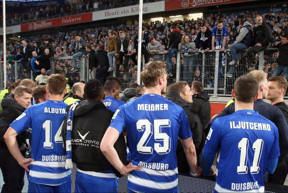 msv duisburg fans haben die schnauze voll fu ball 2 bundesliga reviersport online. Black Bedroom Furniture Sets. Home Design Ideas