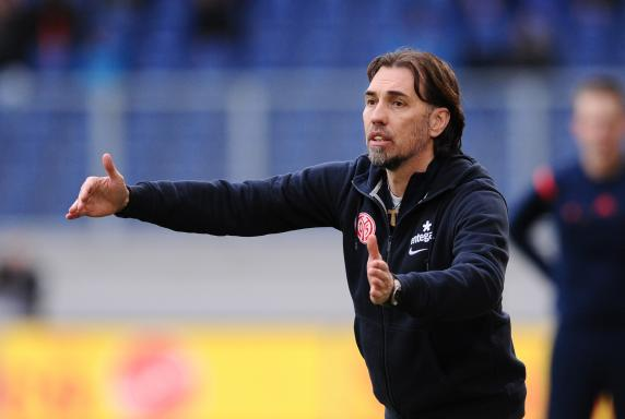 Trainer, 3. Liga, Martin Schmidt, 1. FSV Mainz 05 II, Saison 2014/15, Trainer, 3. Liga, Martin Schmidt, 1. FSV Mainz 05 II, Saison 2014/15