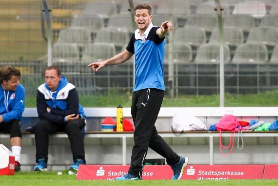 Wuppertaler SV, Stefan Vollmerhausen, Saison 2015/2016, Wuppertaler SV, Stefan Vollmerhausen, Saison 2015/2016