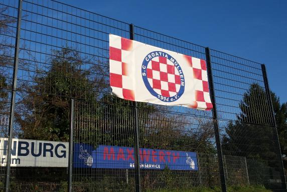 Croatia Mülheim, Saison 2014 / 2015, Moritzstraße, Croatia Mülheim, Saison 2014 / 2015, Moritzstraße