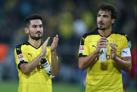 BVB, Borussia Dortmund, Ilkay Gündogan, Mats Hummels