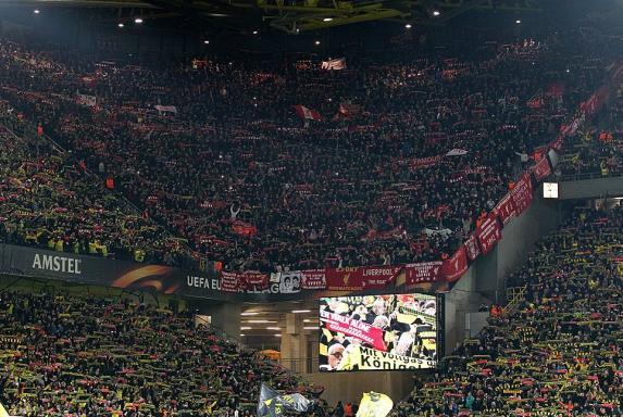 """""""Homecoming King"""": Englische Pressestimmen zu BVB - Liverpool"""