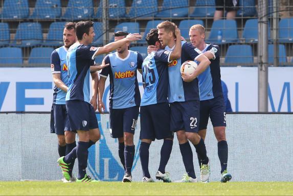 Jubel, VfL Bochum, Saison 15/16, Jubel, VfL Bochum, Saison 15/16