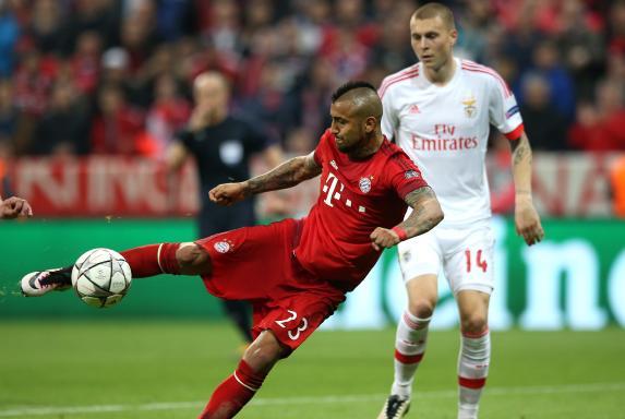 FC Bayern München, Arturo Vidal