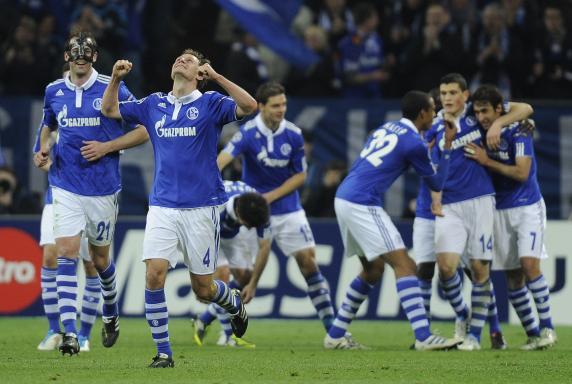 FC Schalke 04, Champions League