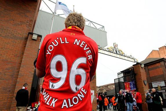 BVB: Fans planen Choreo für Hillsborough-Opfer in Liverpool