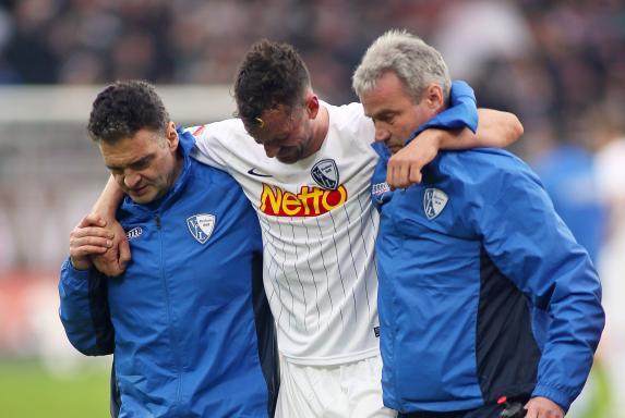Patrick Fabian, VfL Bochum, 2. Bundesliga, Verletzung, Saison 2015/16, Patrick Fabian, VfL Bochum, 2. Bundesliga, Verletzung, Saison 2015/16