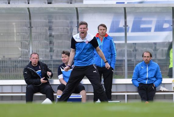 Trainer, WSV, Wuppertaler SV, Oberliga, Stefan Vollmerhausen, Trainer, WSV, Wuppertaler SV, Oberliga, Stefan Vollmerhausen