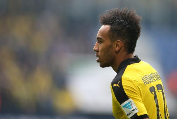 Pierre-Emerick Aubameyang, BVB, Borussia Dortmund