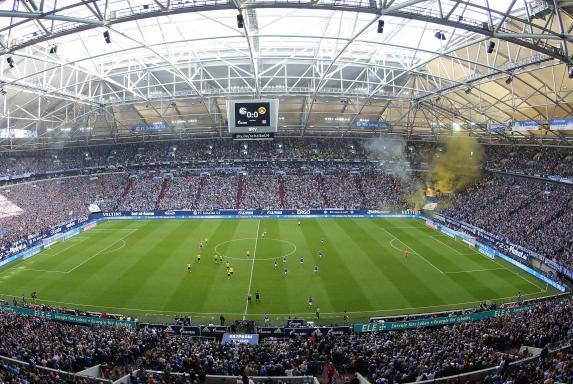 Veltins-Arena, Schalke, Dortmund, Derby, Veltins-Arena, Schalke, Dortmund, Derby