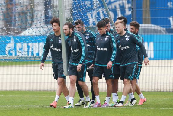 FC Schalke 04, Training, S04