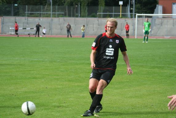 Oberliga Westfalen, SV Lippstadt 08, Moritz Kickermann, Saison 2012/13, Spiel in Wattenscheid, Oberliga Westfalen, SV Lippstadt 08, Moritz Kickermann, Saison 2012/13, Spiel in Wattenscheid