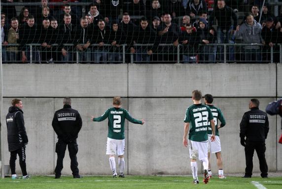 Rot-Weiß Oberhausen, Christoph Caspari, RWO-Fans, Rot-Weiß Oberhausen, Christoph Caspari, RWO-Fans