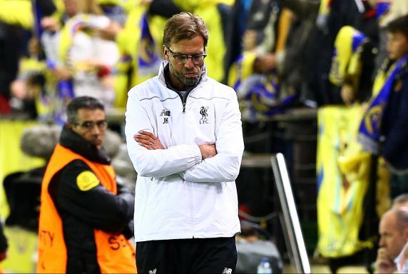 Europa League: Klopp glaubt trotz 0:1 an Finale