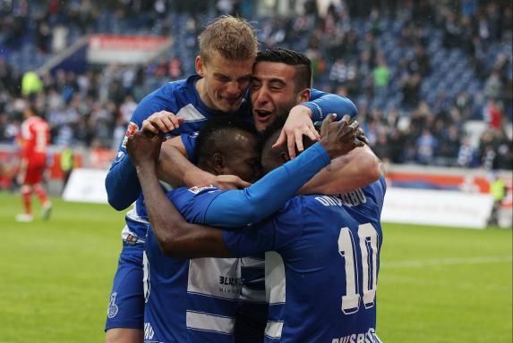MSV Duisburg, Fortuna Düsseldorf