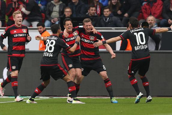 1. Liga: Bayer macht Champions-League-Einzug perfekt