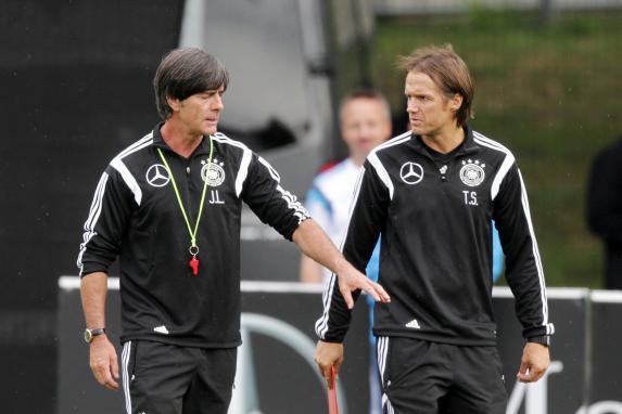 Nationalmannschaft, DFB, Trainer Joachim Löw, Saison 2015/16, Co-Trainer Thomas Schneider, Nationalmannschaft, DFB, Trainer Joachim Löw, Saison 2015/16, Co-Trainer Thomas Schneider