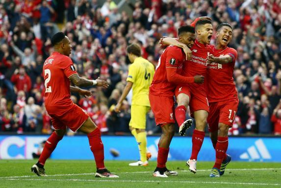 Europa League: Klopp steht mit Liverpool im Finale