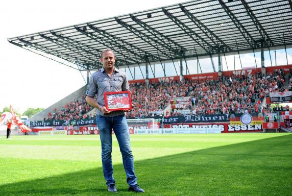 RWE: Ex-Stürmer Frank Löning hat eine neue Aufgabe