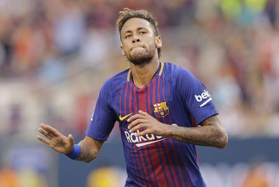 Spanien: Liga erklärt Neymar-Transfer für ungültig