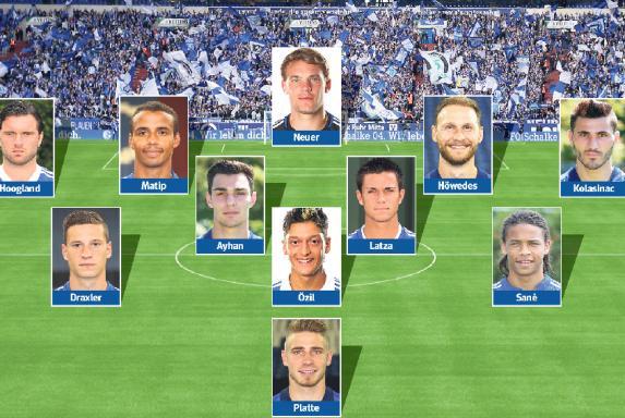 Knappenschmiede: Elf Ex-Schalker für 224 Millionen