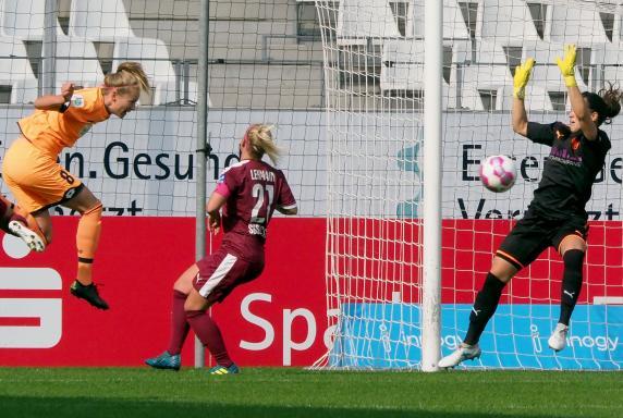 Frauen: SGS Essen enttäuscht gegen Hoffenheim