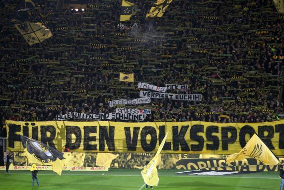 """BVB gegen RB: Für Fans """"kein Spiel wie jedes andere"""""""