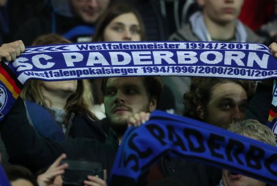 Westfalenpokal: Paderborn entgeht Blamage in Herford